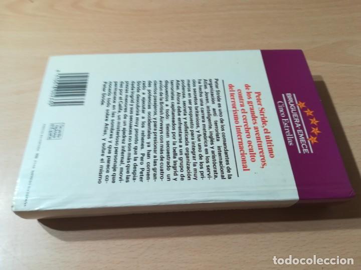 Libros de segunda mano: JUSTICIA SALVAJE / WILBUR SMITH / BRUGUERA / ESQ905 - Foto 2 - 236447910