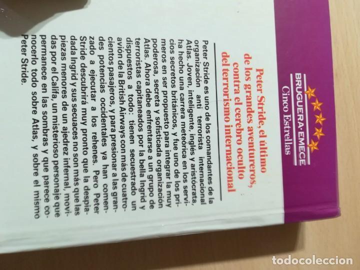 Libros de segunda mano: JUSTICIA SALVAJE / WILBUR SMITH / BRUGUERA / ESQ905 - Foto 3 - 236447910