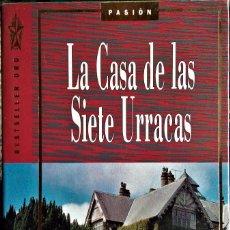Libros de segunda mano: VICTORIA HOLT - LA CASA DE LAS SIETE URRACAS. Lote 236764210