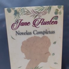 Libros de segunda mano: JAME AUSTEN OBRAS COMPLETAS. Lote 243521350