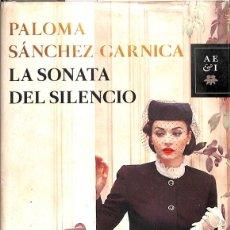 Libros de segunda mano: LA SONATA DEL SILENCIO. Lote 243571960