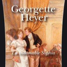 Libros de segunda mano: LA INDOMABLE SOPHIA. Lote 243572170