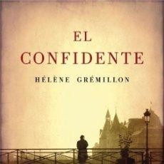 Libros de segunda mano: EL CONFIDENTE. Lote 243572565