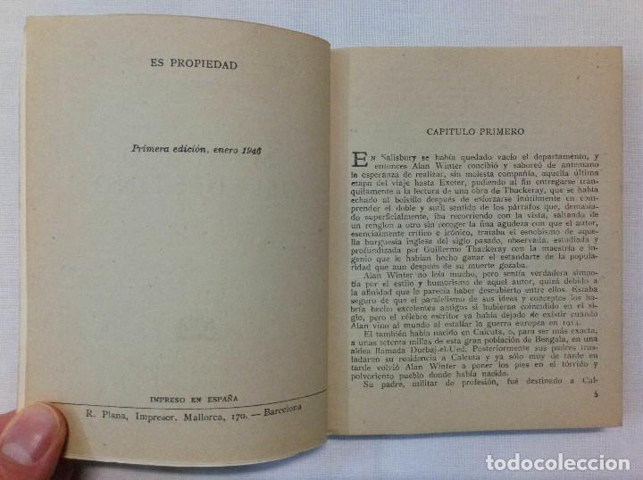 Libros de segunda mano: MANDATO DEL DESTINO. MARÍA MERCEDES ORTOLL. PRIMERA EDICIÓN 1946. PERFECTO ESTADO!!! - Foto 2 - 243581085