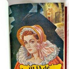 Libros de segunda mano: RICOTE: LA HIJA DE LUIS CANDELAS - 5 VOLS. - OBRA COMPLETA. Lote 243640490
