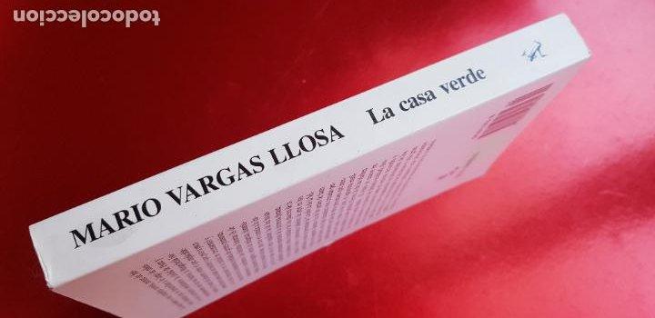 Libros de segunda mano: LIBRO-LA CASA VERDE-MARIO VARGAS LLOSA.BIBLIOTECA DE BOLSILLO-EXCELENTE-COLLECCIONISTAS - Foto 2 - 243669375