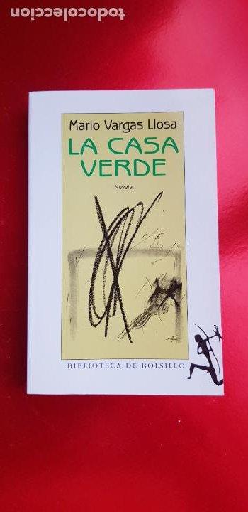 Libros de segunda mano: LIBRO-LA CASA VERDE-MARIO VARGAS LLOSA.BIBLIOTECA DE BOLSILLO-EXCELENTE-COLLECCIONISTAS - Foto 11 - 243669375