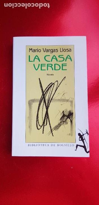 Libros de segunda mano: LIBRO-LA CASA VERDE-MARIO VARGAS LLOSA.BIBLIOTECA DE BOLSILLO-EXCELENTE-COLLECCIONISTAS - Foto 12 - 243669375