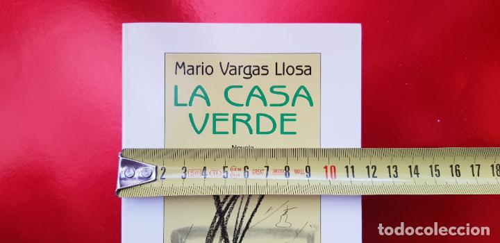 Libros de segunda mano: LIBRO-LA CASA VERDE-MARIO VARGAS LLOSA.BIBLIOTECA DE BOLSILLO-EXCELENTE-COLLECCIONISTAS - Foto 14 - 243669375