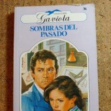 Libros de segunda mano: NOVELA GAVIOTA DE A. CASTILLA GASCON EN SOMBRAS DEL PASADO. Lote 243978075