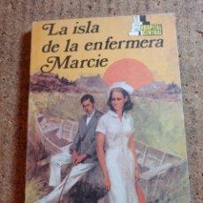 Libros de segunda mano: NOVELA DE HOSPITAL CENTRAL DE ARLENE HALE EN LA ISLA DE LA ENFERMERA MARCIE Nº 3. Lote 243979785