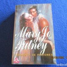 Libros de segunda mano: TORMENTA DE PASIONES MARY JO PUTNEY EDICIONES RAMDON HOUSE MONDADORI 2005. Lote 244407370
