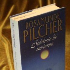 Libros de segunda mano: SOLSTICIO DE INVIERNO, ROSAMUNDE PILCHER, PLAZA&JANES,2000. Lote 244419480