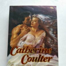 Libros de segunda mano: EL DUQUE/CATHERINE COULTER. Lote 244468050