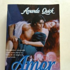 Libros de segunda mano: AMOR MÁGICO/AMANDA QUICK. Lote 244468690