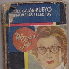 Libros de segunda mano: SESE, M! TERESA. UN EXTRAÑO DOCTOR. COLECCIÓN PUEYO Nº 146 A-NOVROM-3245. Lote 244512160