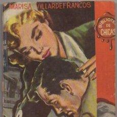 Libros de segunda mano: VILLARDEFRANCOS, MARISA. LA MAÑANA TRANQUILA. BIBLIOTECA DE CHICAS Nº 82 A-NOVROM-3248. Lote 244520200