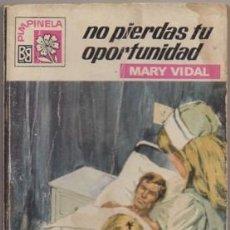 Libros de segunda mano: VIDAL, MARY. NO PIERDAS TU OPORTUNIDAD. COLECCION PIMPINIELA Nº 1207 A-NOVROM-3251. Lote 244524085