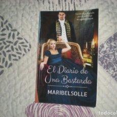 Libros de segunda mano: EL DIARIO DE UNA BASTARDA;MARIBEL SOLLE;MARIBEL SOLLE;2020. Lote 244524410