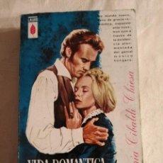 Libros de segunda mano: VIDA ROMANTICA DE FRANZ LISZT (MARIA TIBALDI CHIESA) PLAZA & JANES,. 1961.. Lote 245150165
