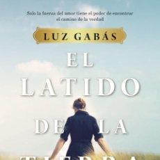 Libros de segunda mano: EL LATIDO DE LA TIERRA. Lote 245447565