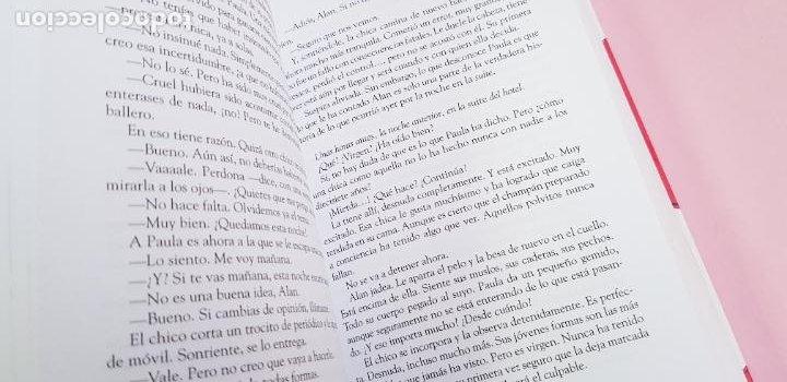 Libros de segunda mano: libro-sabes que te quiero-blue jeans-editorial everest-2010-2ªparte de canciones a Paula-buen estado - Foto 10 - 245740505