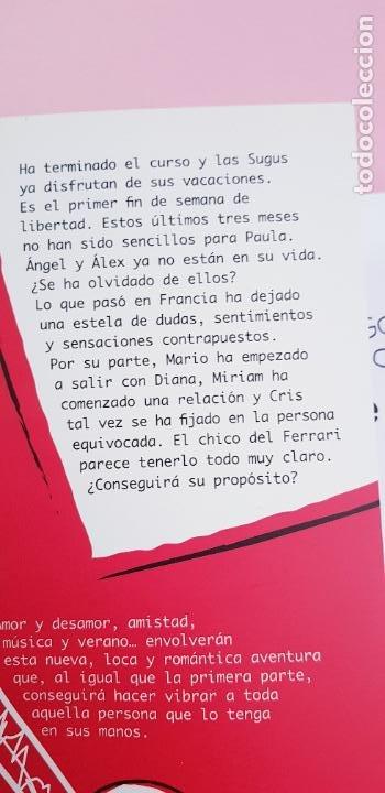 Libros de segunda mano: libro-sabes que te quiero-blue jeans-editorial everest-2010-2ªparte de canciones a Paula-buen estado - Foto 6 - 245740505