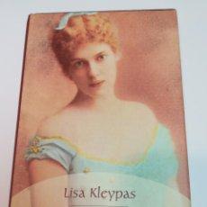 Libros de segunda mano: LISA KLEYPAS EL DIABLO EN INVIERNO SA3115. Lote 246128165