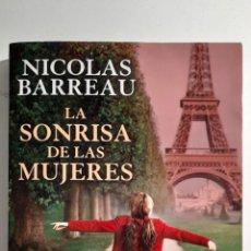 Libros de segunda mano: LA SONRISA DE LAS MUJERES. Lote 246157145