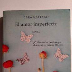 Libros de segunda mano: EL AMOR IMPERFECTO. Lote 246157585
