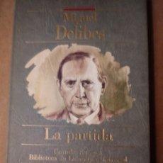Libros de segunda mano: LA PARTIDA DE MIGUEL DELIBES.. Lote 250255045