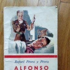 Libros de segunda mano: ALFONSO QUERAL RAFAEL PÉREZ Y PÉREZ LA NOVELA ROSA CUARTA EDICIÓN 1947. Lote 253884695