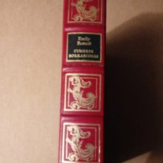 Libros de segunda mano: CUMBRES BORRASCOSAS DE EMILY BRONTE. Lote 253911315