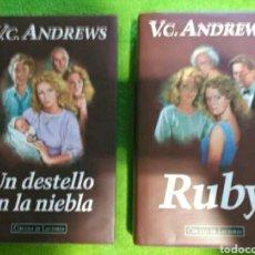 Libros de segunda mano: LA NOVELA ESCRITA POR VC.ANDREWS. Lote 253936595