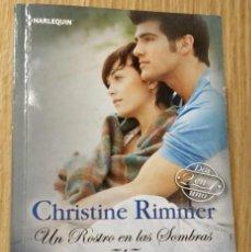 Libros de segunda mano: UN ROSTRO EN LAS SOMBRAS; LA ESPERANZA DE UN SUEÑO ** CHRISTINE RIMMER. Lote 253956785