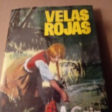 Libros de segunda mano: VELAS ROJAS DE A.GRIN. Lote 257318480
