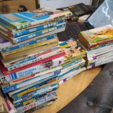 Libros de segunda mano: LOTE DE 78 NOVELAS, CORIN TELLADO, BIANCA, JAZMIN, SELENA..... Lote 257607195