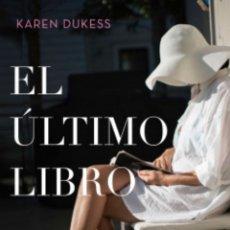 Libros de segunda mano: EL ÚLTIMO LIBRO KAREN DUKESS.. Lote 259027230