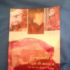 Libros de segunda mano: LA PROMESA LIBRO 1 LOS PRIMEROS AÑOS PARTE 25 LA MELODÍA DE UNA CAJA DE MÚSICA. Lote 260297885