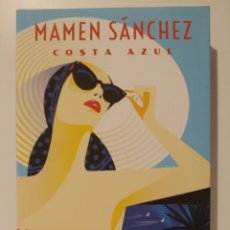 Libros de segunda mano: COSTA AZUL MAMEN SÁNCHEZ. Lote 260727160