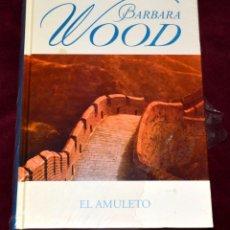 Livros em segunda mão: LIBRO EL AMULETO. BARBARA WOOD. RBA. Lote 261212410