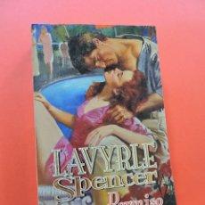 Libros de segunda mano: PERMISO PARA AMAR. SPENCER, LAVYRLE. PLAZA & JANES CISNE 2000. Lote 262842945
