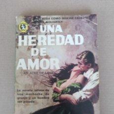 Libros de segunda mano: UNA HEREDAD DE AMOR (AN ACRE OF LOVE). ALICE BRENNAN. COLECCIÓN JAGUAR 33. EDITORIAL DIANA. LIBRO. Lote 262945140