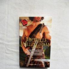 Libros de segunda mano: NOVELA ROMANTICA - OLVIDADA POR SU ESPOSO DE MICHELLE WILLINGHAM. Lote 262948995