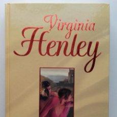Livros em segunda mão: FRONTERAS DE PASION - VIRGINIA HENLEY - ED. RBA. Lote 262992830