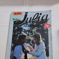 Libros de segunda mano: 18594 - NOVELA ROMANTICA - HARLEQUIN - JULIA - TIRANO Y SEDUCTOR - Nº 351. Lote 263625835