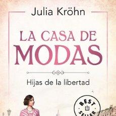 Libros de segunda mano: LA CASA DE MODAS. Lote 263655305