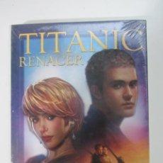 Libros de segunda mano: TITANIC RENACER - SANDRA DE LAMO PANINI PRECINTADO! SDX08. Lote 267359539
