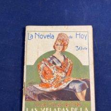 Libros de segunda mano: LAS VELADAS DE LA SEÑA ISIDRA. Lote 267544304