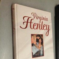 Libros de segunda mano: ATRACCIÓN / VIRGINIA HENLEY / RBA 2005. Lote 268810314